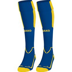 Jako Lazio Chaussettes De Football - Royal / Citron