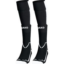 Jako Lazio Chaussettes De Football - Noir / Blanc