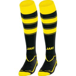 Jako Celtic Chaussettes De Football - Noir / Citron