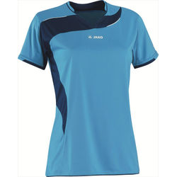 Jako Competition Volleybalshirt Dames - Lichtblauw / Marine
