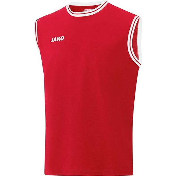 Jako Center 2.0 Basketbalshirt - Rood / Wit