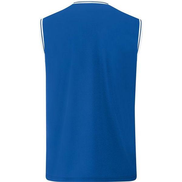 Jako Center 2.0 Basketbalshirt - Royal / Wit