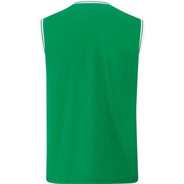 Jako Center 2.0 Basketbalshirt - Sportgroen / Wit