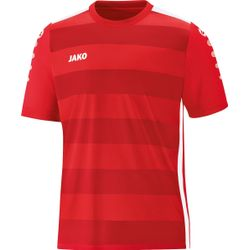 Jako Celtic 2.0 Shirt Korte Mouw Heren - Rood / Wit