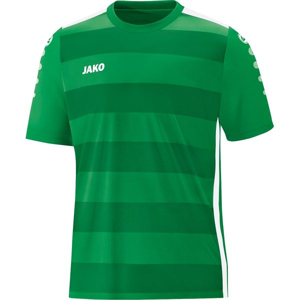 Jako Celtic 2.0 Shirt Korte Mouw Kinderen - Sportgroen / Wit