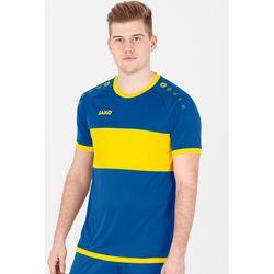 Jako Boca Shirt Korte Mouw Heren - Sportroyal / Citroen