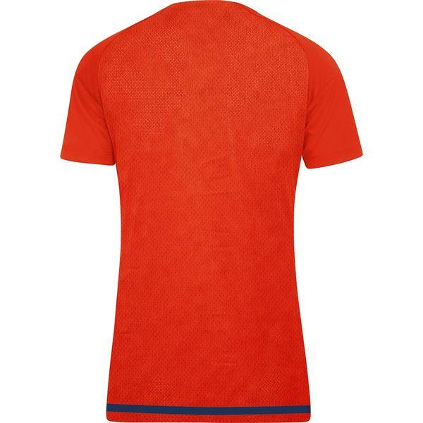 Jako Striker 2.0 T-Shirt Dames - Flame / Navy