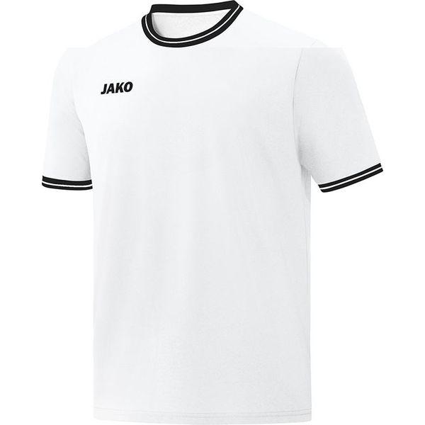 Jako Center 2.0 Shooting Shirt - Wit / Zwart