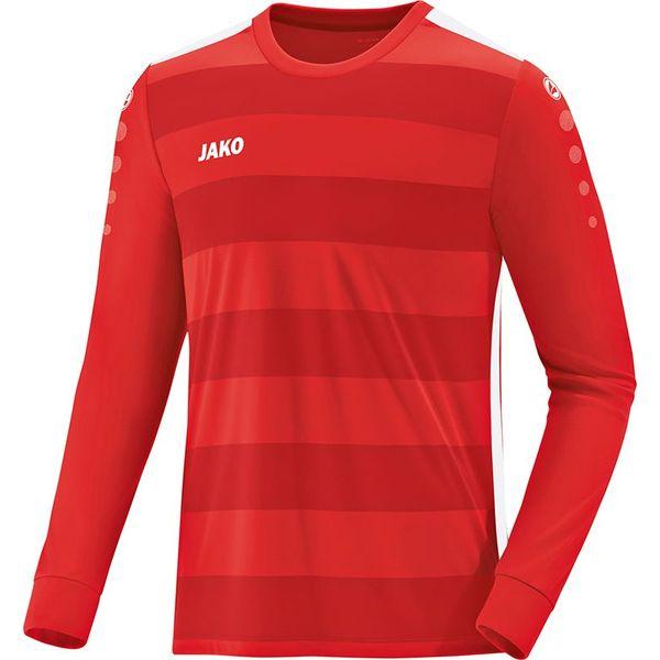 Jako Celtic 2.0 Voetbalshirt Lange Mouw Kinderen - Rood / Wit