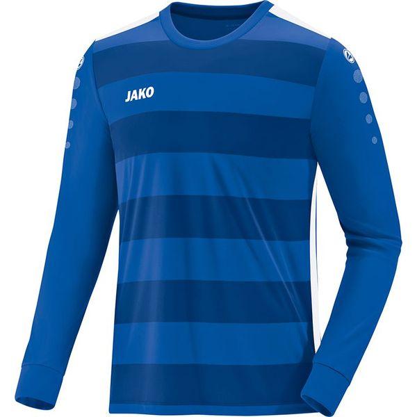 Jako Celtic 2.0 Voetbalshirt Lange Mouw - Royal / Wit