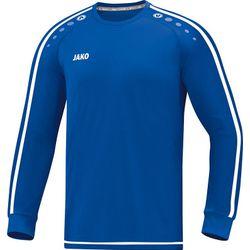 Jako Striker 2.0 Voetbalshirt Lange Mouw Kinderen - Royal / Wit