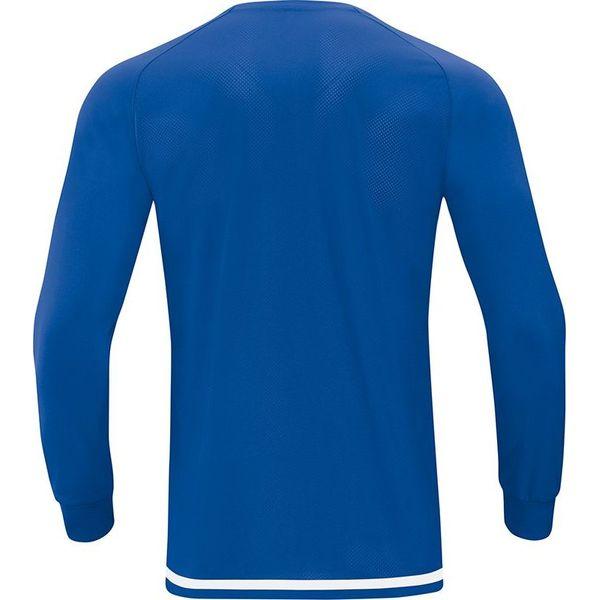 Jako Striker 2.0 Voetbalshirt Lange Mouw - Royal / Wit