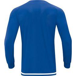 Voorvertoning: Jako Striker 2.0 Voetbalshirt Lange Mouw - Royal / Wit