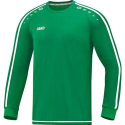 Jako Striker 2.0 Voetbalshirt Lange Mouw Heren - Sportgroen / Wit