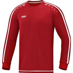 Jako Striker 2.0 Voetbalshirt Lange Mouw Heren - Chilirood / Wit