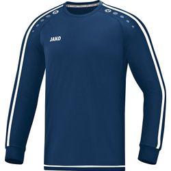 Jako Striker 2.0 Voetbalshirt Lange Mouw Heren - Marine / Wit
