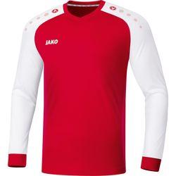 Jako Champ 2.0 Voetbalshirt Lange Mouw Heren - Sportrood / Wit
