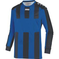 Jako Milan Voetbalshirt Lange Mouw Kinderen - Royal / Zwart