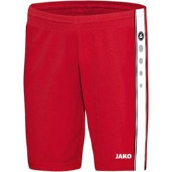 Jako Center Basketbalshort - Rood / Wit