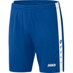 Jako Striker Short Enfants - Royal / Blanc