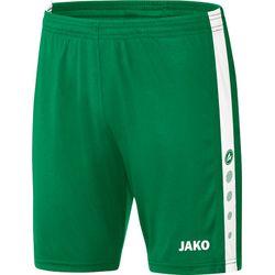 Jako Striker Short Hommes - Vert Sport / Blanc