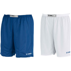 Jako Change Reversible Short Heren - Royal / Wit