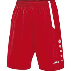 Jako Turin Short - Rood / Wit