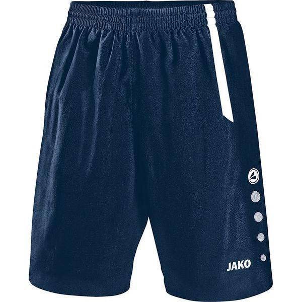 Jako Turin Short Hommes - Marine / Blanc