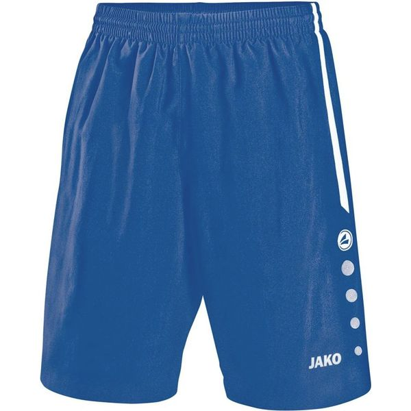 Jako Florenz Short Enfants - Royal / Blanc