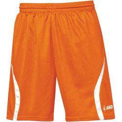 Jako Joker Short Hommes - Orange Fluo / Blanc
