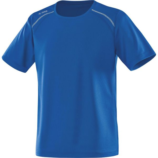 Jako Run T-Shirt Heren - Royal