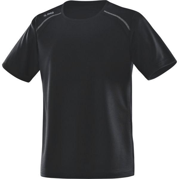 Jako Run T-Shirt Kinderen - Zwart