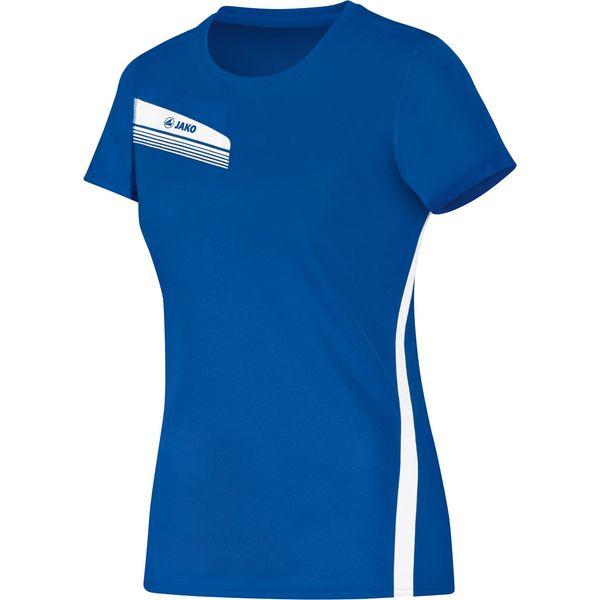 Jako Athletico T-Shirt Dames - Royal / Wit