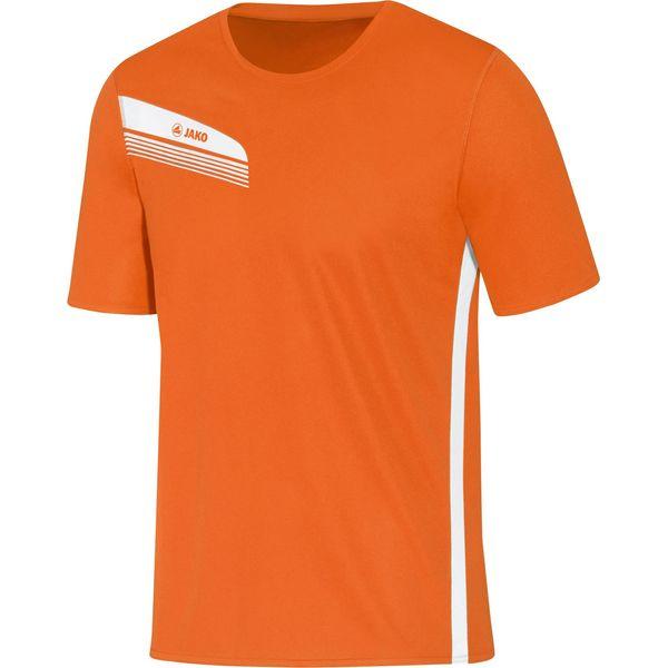 Jako Athletico T-Shirt Kinderen - Oranje / Wit