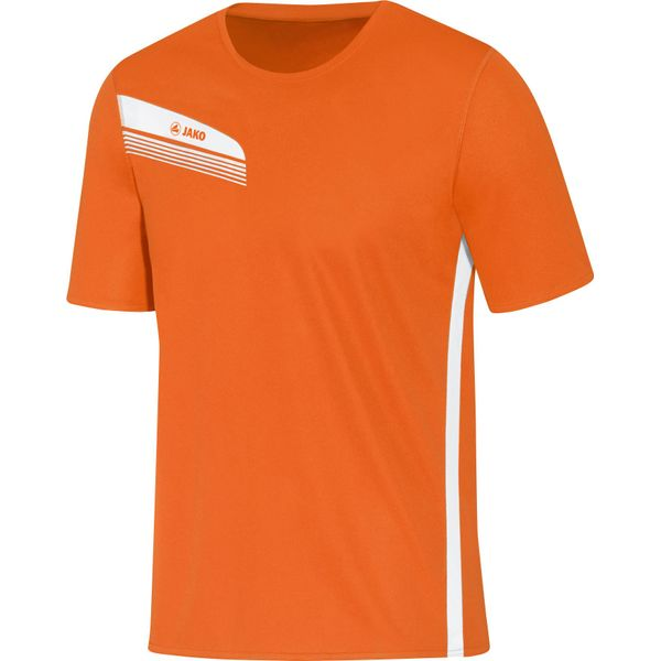 Jako Athletico T-Shirt Heren - Oranje / Wit