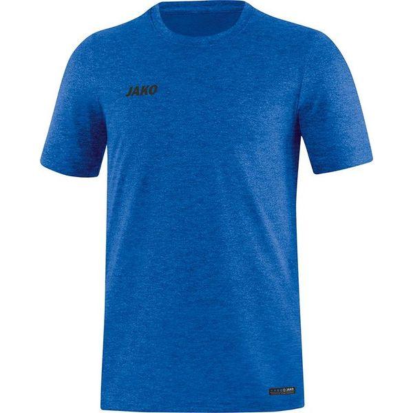 Jako Premium Basics T-Shirt - Royal Gemeleerd