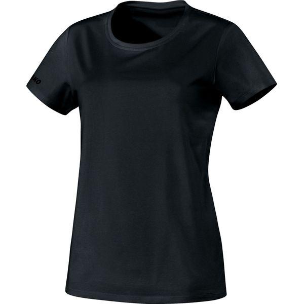 Jako Team T-Shirt Dames - Zwart
