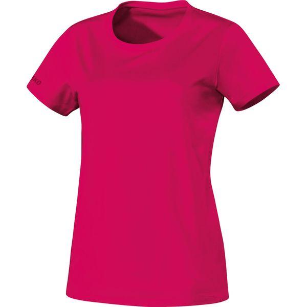 Jako Team T-Shirt Dames - Framboos