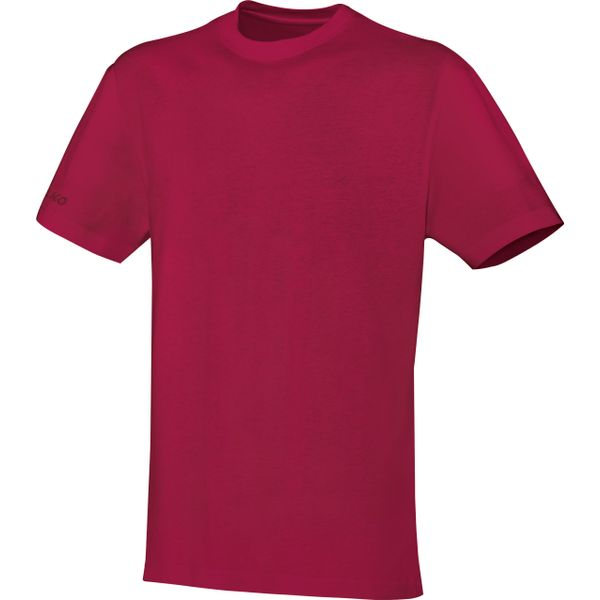 Jako Team T-Shirt Kinderen - Bordeaux