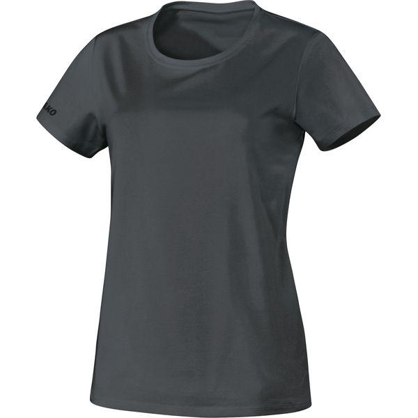 Jako Team T-Shirt Dames - Antraciet
