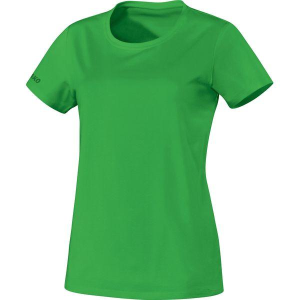 Jako Team T-Shirt Dames - Zachtgroen