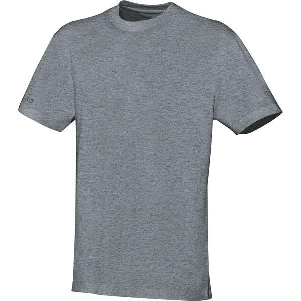Jako Team T-Shirt Kinderen - Grijs Gemeleerd