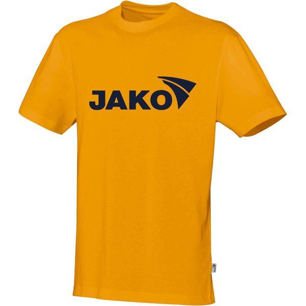 Jako Promo T-Shirt Heren - Geel / Zwart