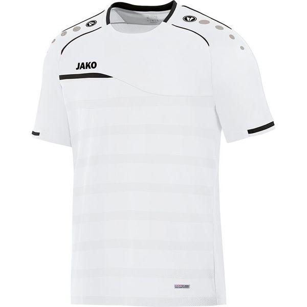 Jako Prestige T-Shirt Hommes - Blanc / Noir