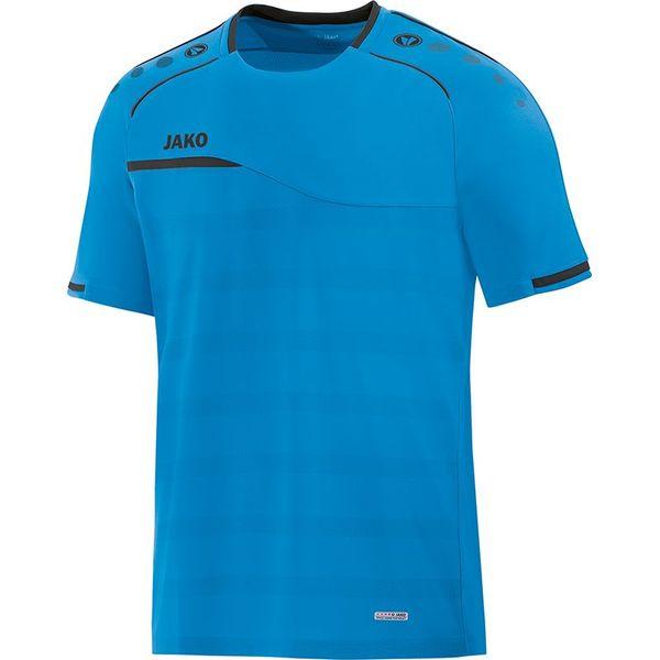 Jako Prestige T-Shirt Heren - Jako Blauw / Antraciet