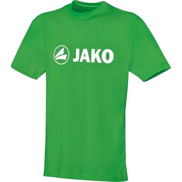 Jako Promo T-Shirt Heren - Zachtgroen