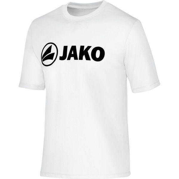 Jako Promo Functioneel T-Shirt Kinderen - Wit