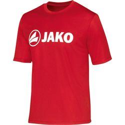 Jako Promo Functioneel T-Shirt Kinderen - Rood