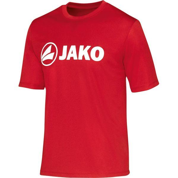 Jako Promo Functioneel T-Shirt Heren - Rood