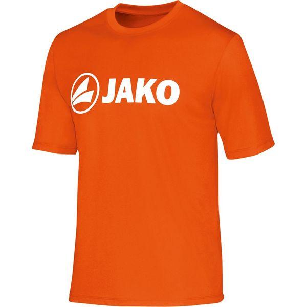 Jako Promo Functioneel T-Shirt Kinderen - Fluo Oranje